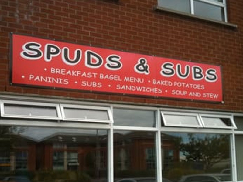 Spuds and Subs - Dunlop Business Park