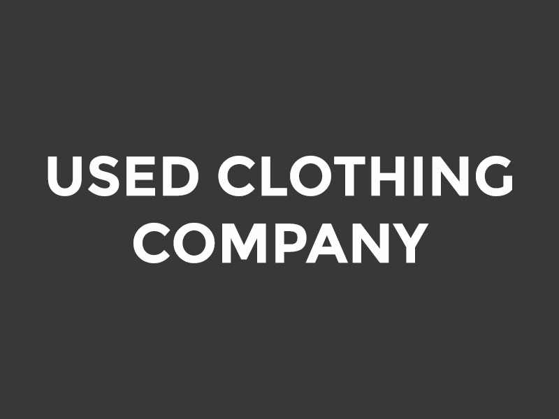 Used Clothing Company - Dunlop Business Park